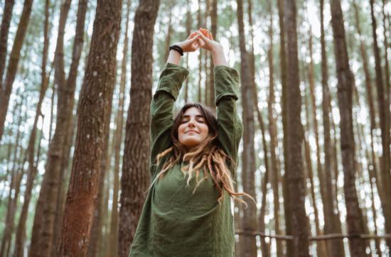 Finde den Zugang zu deinem Bauchgefühl